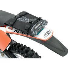 Moose Racing Rear Fender Bag Tool Pack Dirt Bike Dual Sport KLR WR CRF XR KTM