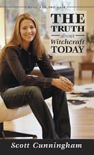 Truth About Witchcraft Today Book ~ Wiccan Pagan Witchcraft Supply