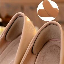 10Pc Fabric Sticky Back Heel Cushion Protector Foot Feet Shoe Insert Pad Insole