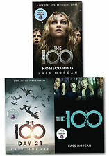 Kass Morgan, The 100 Series Collection 3 Books Set - the 100, Days 21, Homecomin