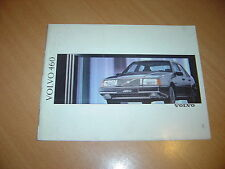 CATALOGUE Volvo 460 de 1990 Belgique