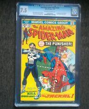 The Amazing Spider-Man #129 (Feb 1974, Marvel) CGC 7.5