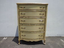 Drexel Touraine Dresser French Provincial Chest Neoclassical Furniture Tallboy