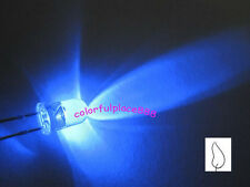 50pcs, 5mm Blue Candle Flicker Ultra Bright Flickering LED Leds Light Lamp New