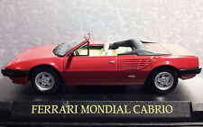 "1/43 Ferrari Mondial Cabriolet as in movie ""Sent of a Woman"" Ferrari Collection"