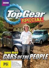 TOP GEAR SPECIAL : JAMES MAY'S CARS OF THE PEOPLE - DVD - REGION 4