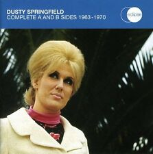DUSTY SPRINGFIELD ~ COMPLETE A & B SIDES 1963 - 70 NEW 2CD * UK GREATEST HITS *