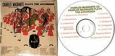 """Charles Magnante  """"Charles Magnante Plays the Accordion"""" -CD #19"""