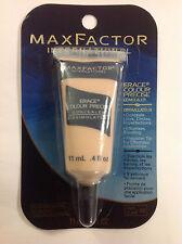 Max Factor Erace Colour Precise Concealer 11 mL /.4 oz ( Fair / Clair 101 ) New.