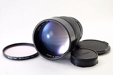 [Excellent] Canon New FD NFD 135mm f/2 MF Manual Lens from Japan