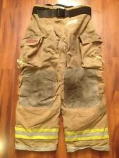 Firefighter Bunker TurnOut Gear Pants Globe 38x32 G Extreme Halloween Costume