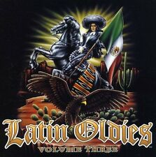 Vol. 3-Latin Oldies - Latin Oldies (1998, CD NIEUW) Delegations/Redbone/Bobo