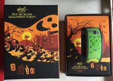 Disney Mickey's Not So Scary Halloween Party Magicband Magic Band Limited 2016