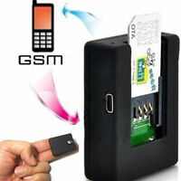 GSM Mini Quadband Spy Ear Bug Listening Device Voice Activate Device SIM Card