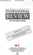 International Review Of The Red Cross - Jan./ Feb. 1997 no.316