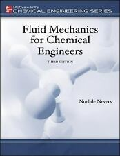 Fluid Mechanics for Chemical Engineers (McGraw-Hill Chemical Engineering)