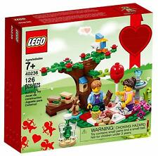 Lego MISB 40236 Picnic Romantico San Valentino Stagionale Nuovo