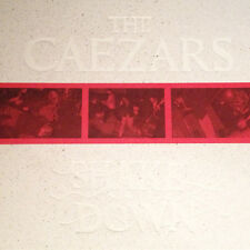 THE CAEZARS Shake Down CD NEW Sealed 1950s style Rockabilly Wild Rock 'n' Roll