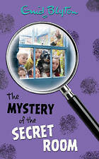 The Mystery of the Secret Room by Enid Blyton (Paperback) Book New