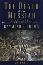 The Death of the Messiah, Volume II: From the Gethsemane to the grave: A comment