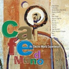 Sunnyside Cafe Series: Cafe Mundo/An Electro World Experience by Various...