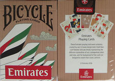 Bicycle Emirates Playing Cards - Limited Edition - SEALED