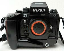 NIKON F4s BODY & MB-21 PACK +++    AS-IS  ---  Free Shipping