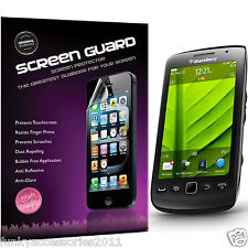 5 Pack High Quality Clear Film LCD Screen Protector for BlackBerry Torch 9860