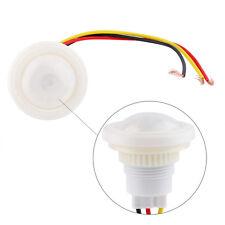 120° 220/110V Infrared PIR Motion Sensor Switch for LED Strip Light Cabinet Lamp