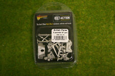 Bolt Action British Para 6 Pounder ATG Warlord Games 28mm