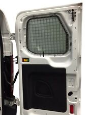Low Roof Ford Transit Cargo Van Window Safety Screens set of 2 Rear 2015 - 2017