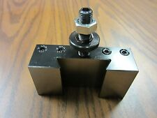 "Quick change turning and facing tool holder #1 max. 3/16-1/2"" tool bit #250-101"