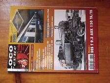 $$5 Loco-Revue N°618 VSOE  T 9.3  Annexe de Cosne  Carton grave  Rosny Rail