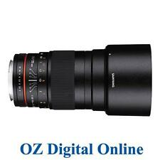 New Samyang 135mm f/2.0 ED UMC 135 F2.0 Lens for Canon 1 Yr Au Wty
