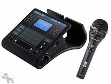 TC Helicon Voicelive Touch 2 Vocal Processor & MP-76 Microphone Advanced Control