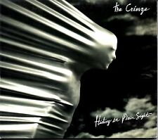 THE CRINGE - HIDING IN PLAIN SIGHT - DIGIPAK CD ALBUM