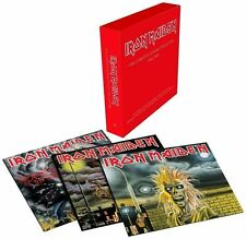 IRON MAIDEN The Complete Albums Collection 1980-1988 LIMITED 3 x LP 180g BOX SET