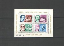 A263 - BULGARIA - 1983 -  BLOCCO INTEREUROPEANA **