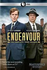 Masterpiece Mystery: Endeavour, Series 3 New DVD! Ships Fast!