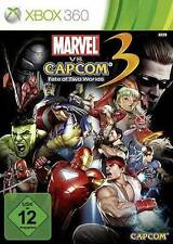 Microsoft XBOX 360 Spiel ***** Marvel vs. Capcom 3 Fate of Two Worlds ***NEU*NEW