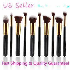 10 Piece Brand New High Quality Makeup Brush Set