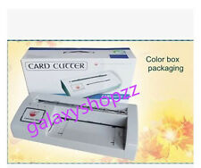 300B Automatic Name Card Slitter,business card cutting machine,Name card Cutter
