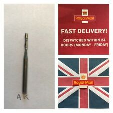 Carbide Drill CNC 2.0dia 12mm Flute 3.2 Shank UK Stock Free Post