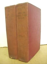 Gallipoli Diary by General Sir Ian Hamilton 1920 Two Volumes First Edition