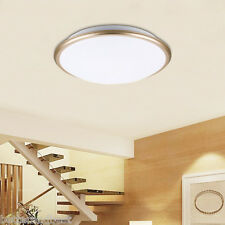 LED Ceiling Light Flush Mount Fixture Lamp Cool Kitchen Meetng Room Bedroom 30W