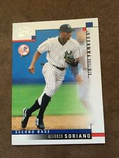 Alfonso Soriano Leaf Collector Card