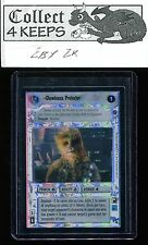 Star Wars CCG Reflections III 3: Chewbacca Protector Foil VRF (SWCCG) *A*