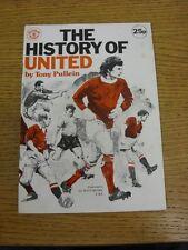 1974/1975 Manchester United: la storia della United da Tony pullein (lievi MARKI