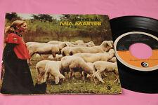 """MIA MARTINI 7"""" 45 DONNA SOLA ORIGINALE 1972"""