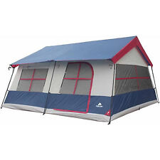 Camping 14 Person Large Tent 3 Rooms 14'x14' Fishing Huge Home Family Cabin Bag
